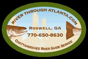 River Through Atlanta