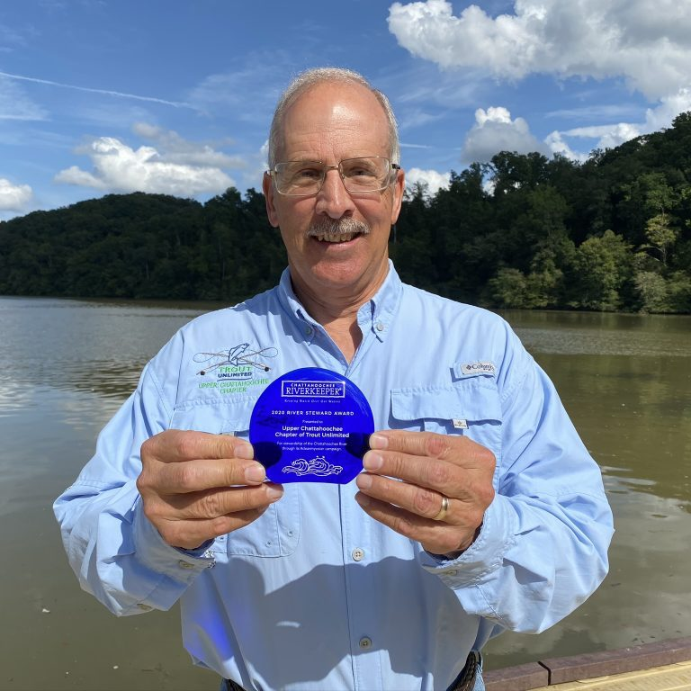 River Steward Award for the cleanmywatercampaign